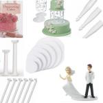 Wedding (Tiered) Cake Supplies