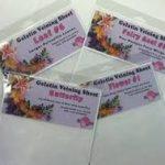 Veining Sheets (flowers, butterflies)