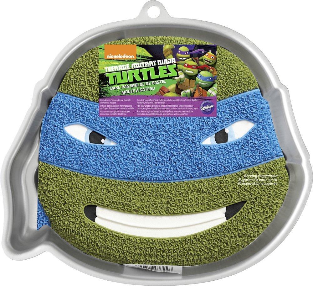 Wilton TMNT Teenage Mutant Ninja Turtle cake pan  Cake Connection